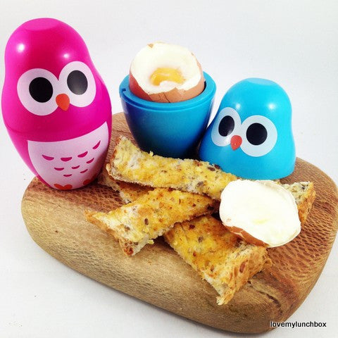 It's a Hoot Egg Cup - Love My Lunchbox - 1
