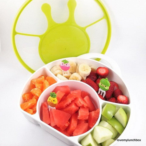 Boon Cargo Lunch Box - Love My Lunchbox - 1