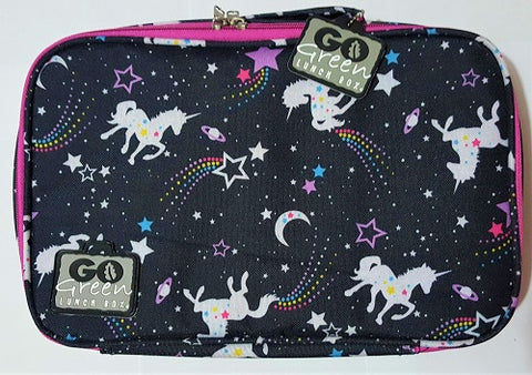Go Green Lunchbox Set - Magical Sky