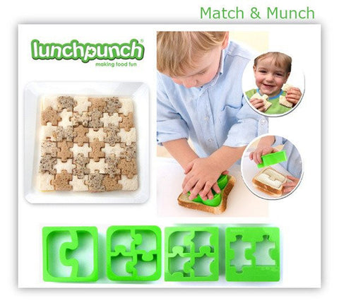 Match & Munch - Love My Lunchbox - 1