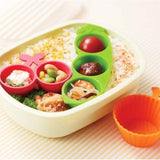 Mini Silicone Delish Food Cups - Love My Lunchbox - 2