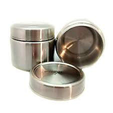 Green Essentials 400ml Snack Pot - Stainless Steel