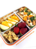SNAPS Stainless Steel airtight Food Storage Container - Love My Lunchbox - 1