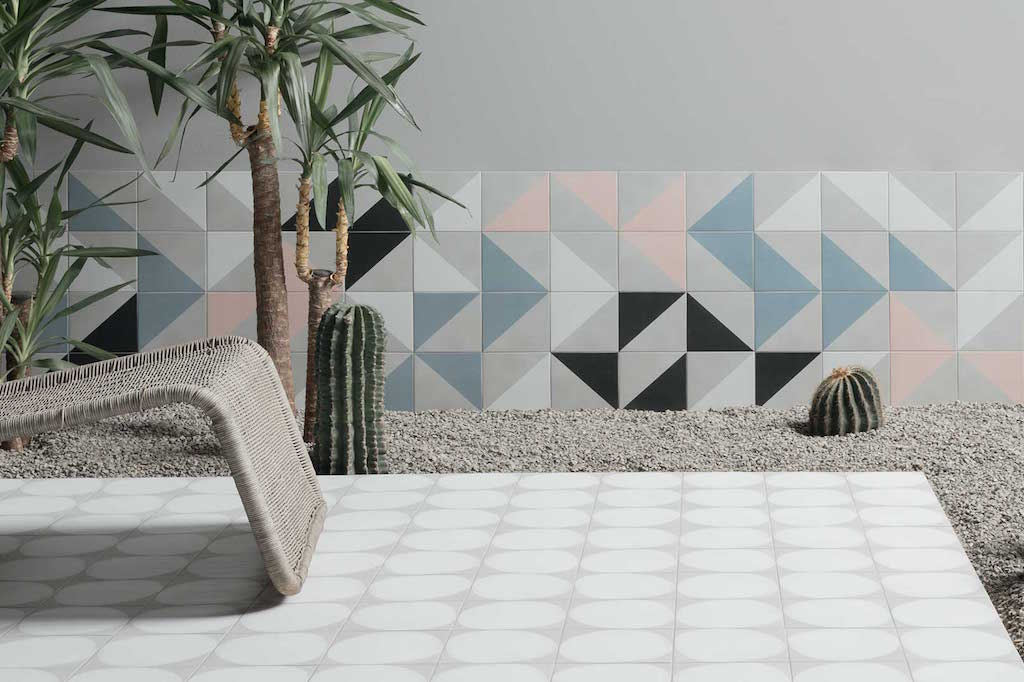 ✗ THE TILE QUEENS FROM DI LORENZO TILES