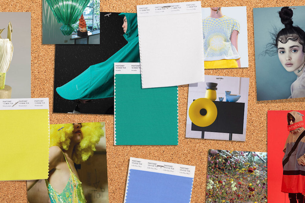 ✗ TREND ALERT: PANTONE COLOURS FOR SPRING