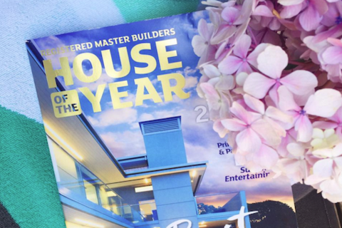 ✗ HOUSE OF THE YEAR