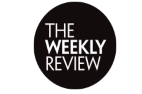 ✗ THE WEEKLY REVIEW