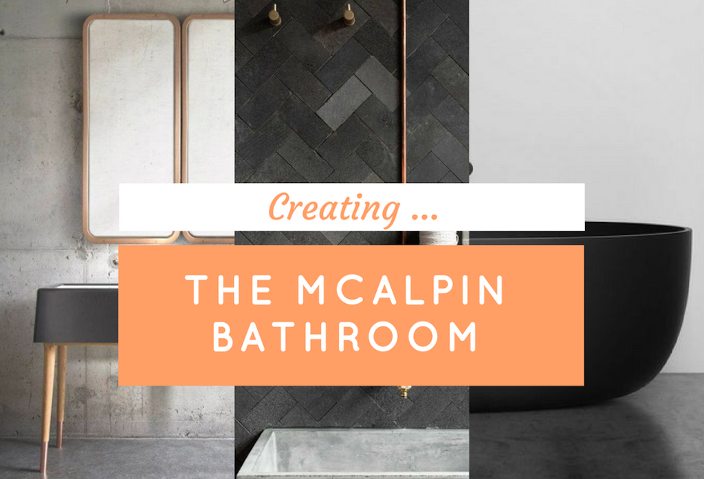✗ GET THE McALPIN BATHROOM LOOK