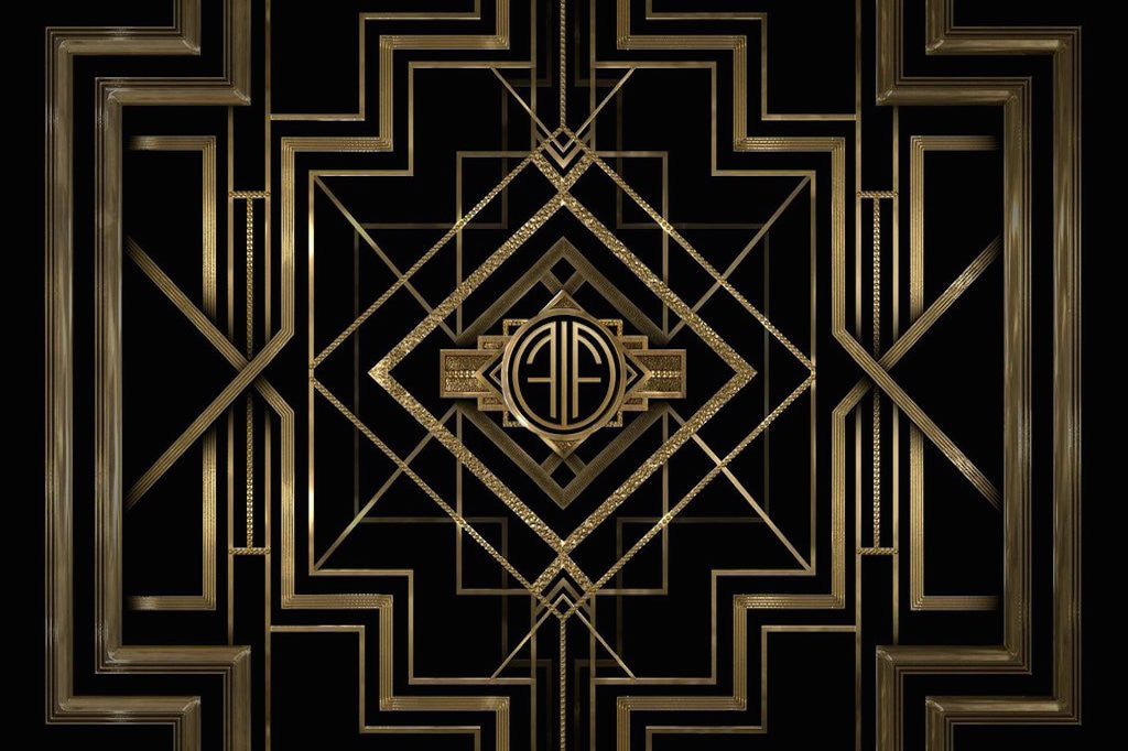 ✗ THE ART OF ART DECO