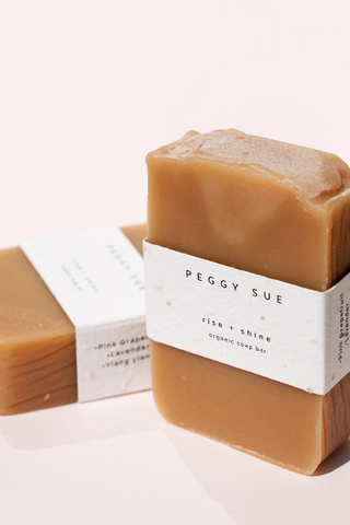 Rise & Shine Organic Soap Bar