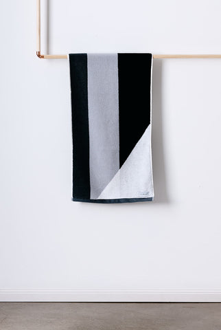 SHADOW Luxury Hand Towel by Sunday Minx