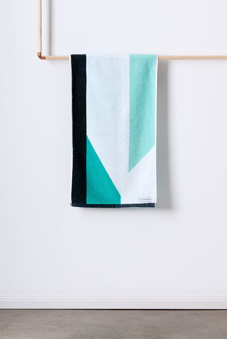 ENVY Luxury Hand Towel by Sunday Minx
