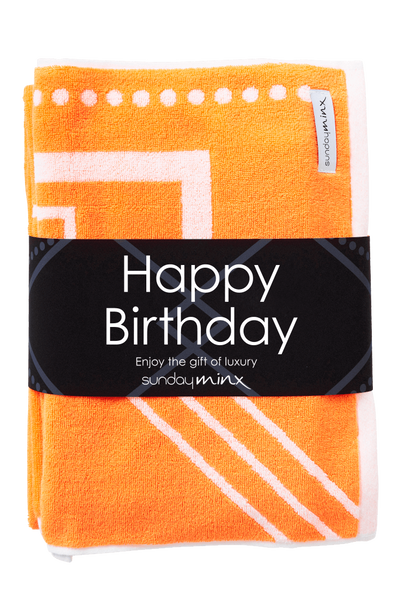 'Happy Birthday' The McAlpin Gift Pack