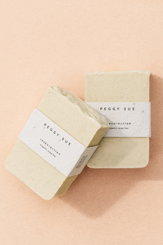 Resurrection Organic Soap Bar