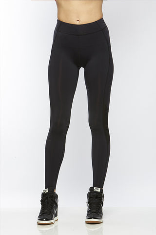 Sculpt Compression Mesh Tights