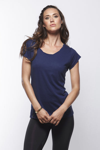Stella Parade T-shirt - Royal Blue