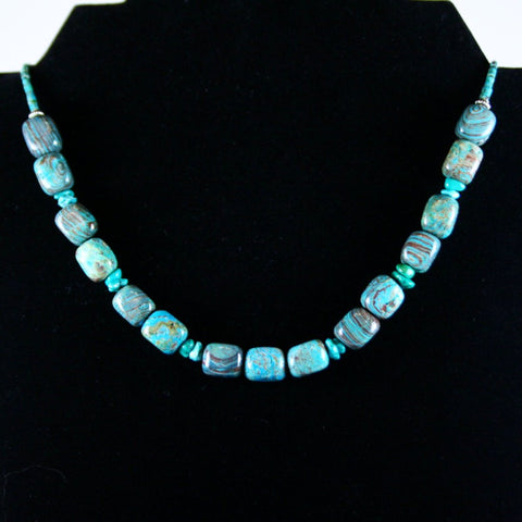 Blue Sky Montana Necklace