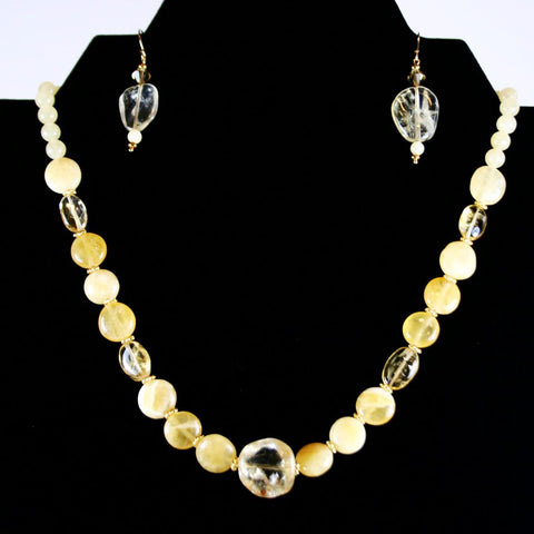 Citrine Sunshine Set