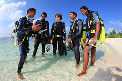 Training & Checkout Dive Courses