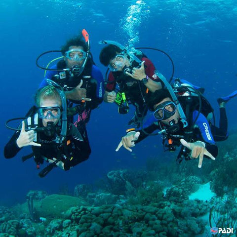Peak Buoyancy Course - September 18 - Dutch Springs