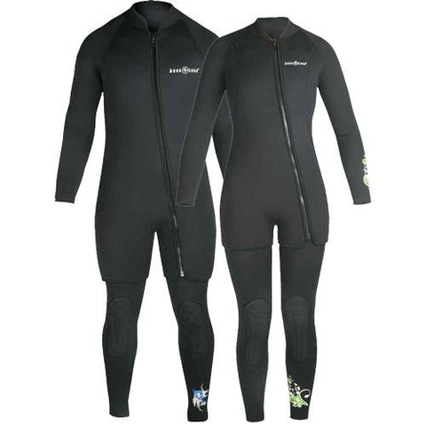 Aqua Lung 6.5mm Two Piece Wetsuit