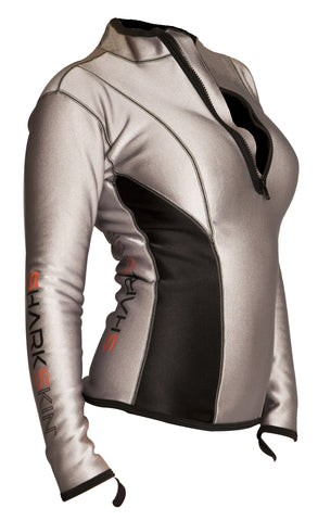 Women's SharkSkin Chillproof Climate Control Long Sleeve Top