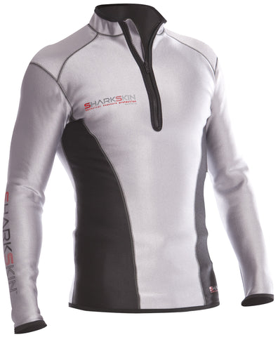 Men's SharkSkin Chillproof Climate Control Long Sleeve Top