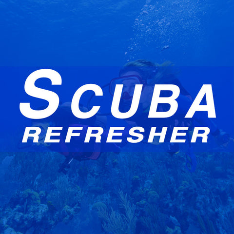 Scuba Refresher –  Catonsville November 12th 1-3pm