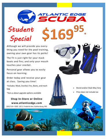 Student Gear Package