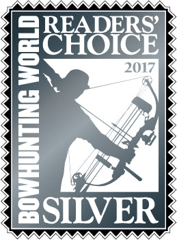 Bowhunting World Readers Choice Award Silver