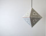 Take It Slow - Octahedron Pendant Lantern
