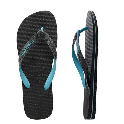 Havaiana- Logo mix grey turquoise- Toddler