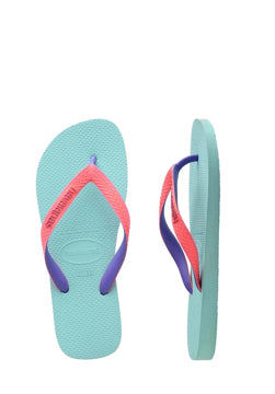 Havaianas Kids- top mix Ice Blue