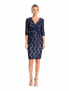 Lamour Wrap Dress 50% off