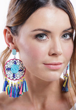 Iskia- Summer feels earring