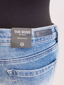 Blank NYC The Bond Mid Skinny Jeans