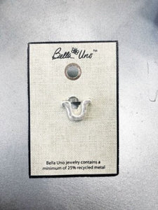 Bella Uno Recycled Metal Ring
