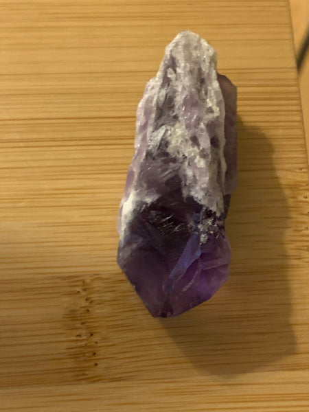 Raw and Powerful Amethyst From the God Bacchus (Dionysius)