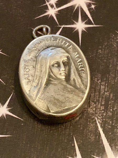 A First Class Relic and  Saint Mary Margaret Alacoque's Gifts from God