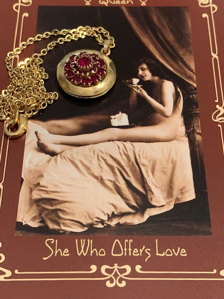 Avella:  She Who Offers Love