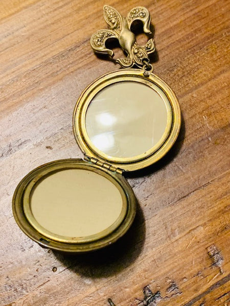 Voodoo Casting Locket