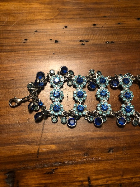 Tylwyth Teg Royal Fairy Magic, Rhinestone Bracelet