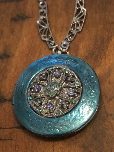 Personal Casting Locket