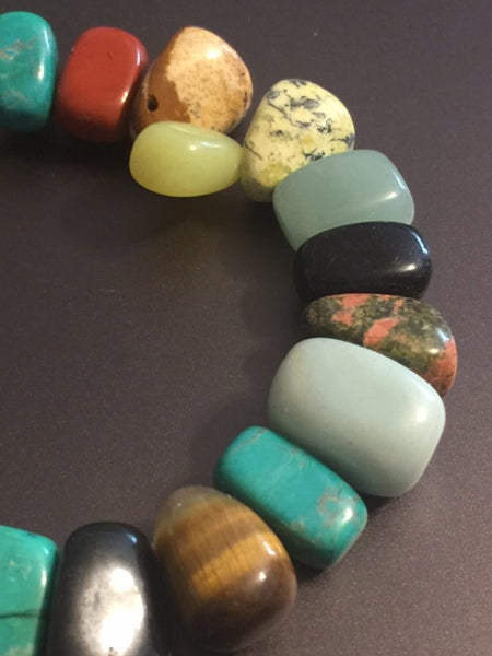 NATURAL GEMSTONES FOR CLEARING AND HEALING