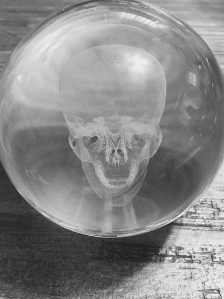Crystal Skull of the seer