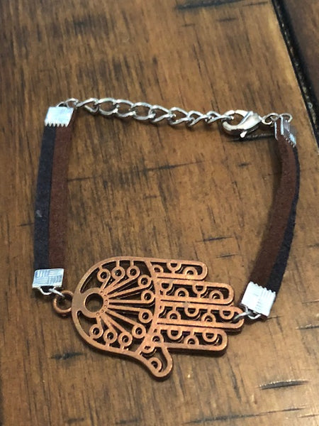 A Hamsa Amulet With Fortune Telling Abilities-- Youtube Video