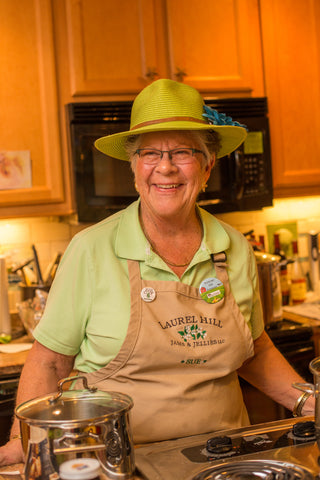Sue Stretch, Founder of Laurel Hill Jams and Jellies