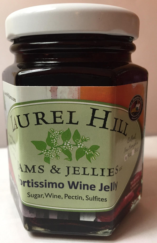 Fortissimo Wine Jelly