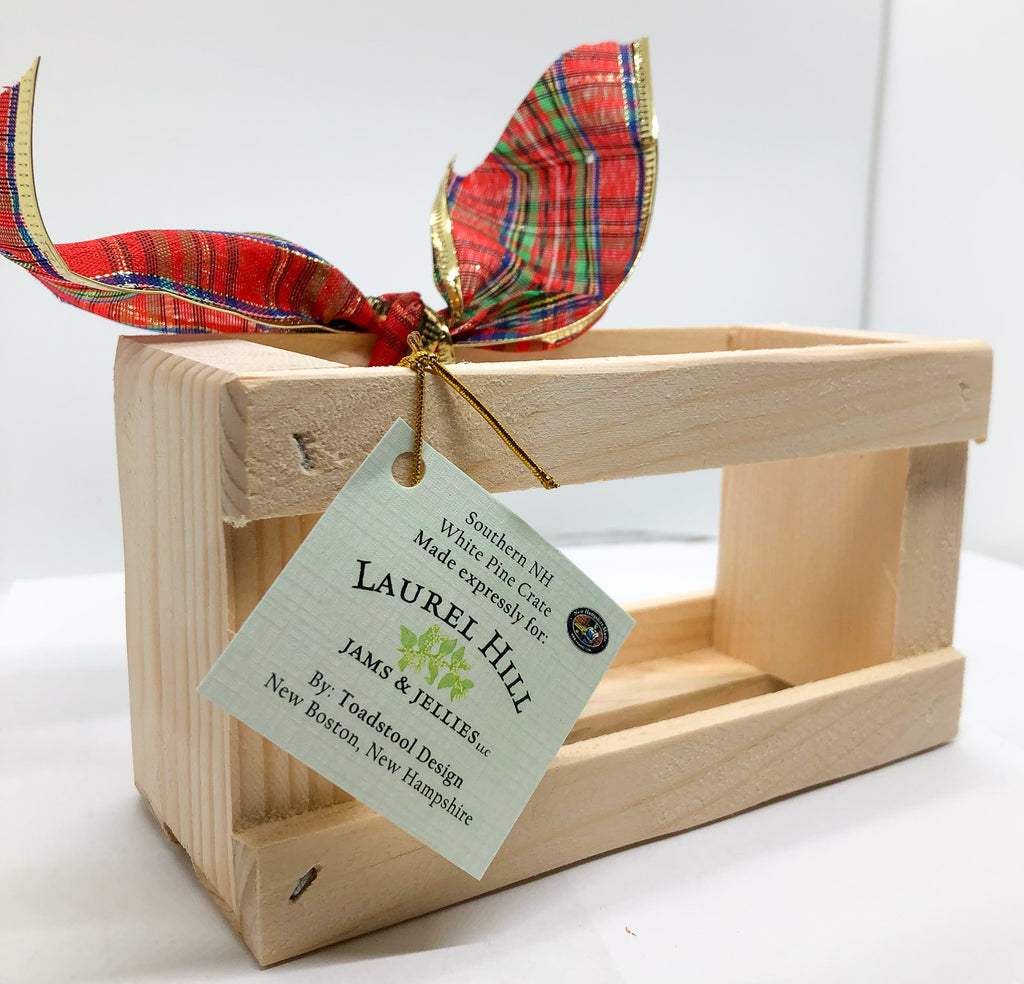 Wine, Spirited & Tea Jelly Duo Crate