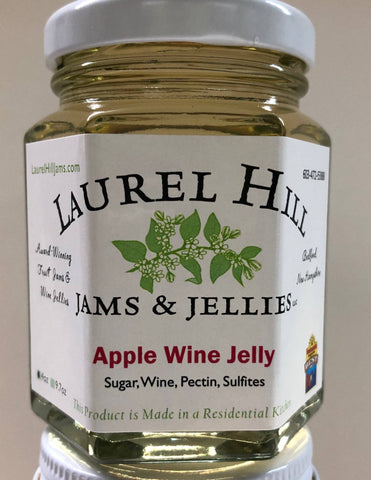Apple Wine Jelly